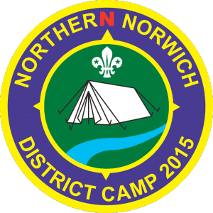 2015 camp badge