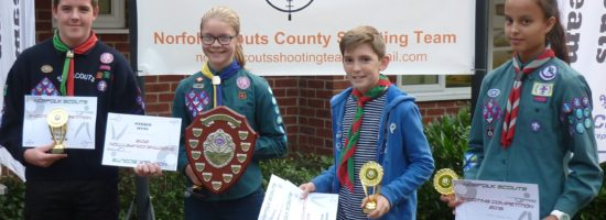 District Success at County Shooting Events