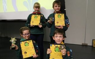 "Cub 100 Year Celebrations – ""Do Your Best"" Awards"