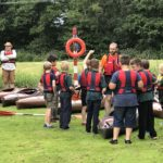 Cubs On Water Sunday