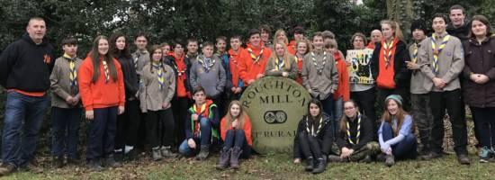 Explorer WinterCamp 2018