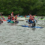 Scout Camp at Decoy Broad