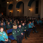 Celebrating Scouting Achievements