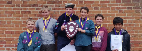 Northern Norwich Win Archery Competition
