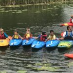 Cubs On Water 2018