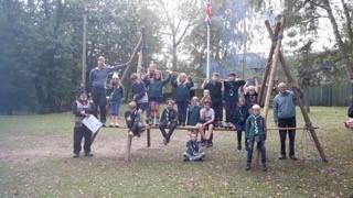 3rd & 4th Cub Camp